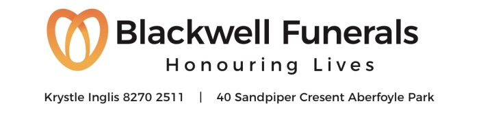 Blackwell Funerals Logo 2018